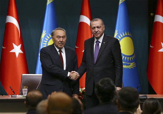 'Uluslararası arenada Kazakistan, Türkiye siyasetini destekliyor'