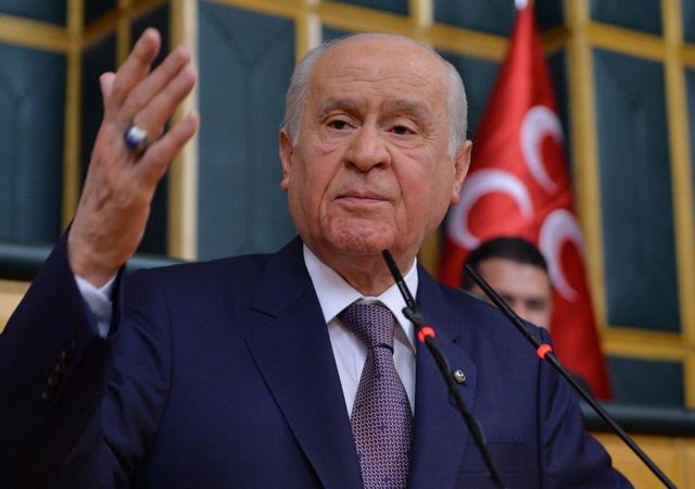 Bahçeli: Reyhanlı azmettiricisinin zalim Esad olduğu belirginleşmiştir