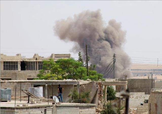 Suriye'de Rusya 45, Türkiye 4 ateşkes ihlali tespit etti