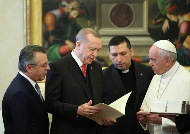 Lütfullah Göktaş Vatikan Büyükelçisi oldu