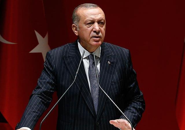 Erdoğan: 'Ekonomik suikast girişiminin delilidir'