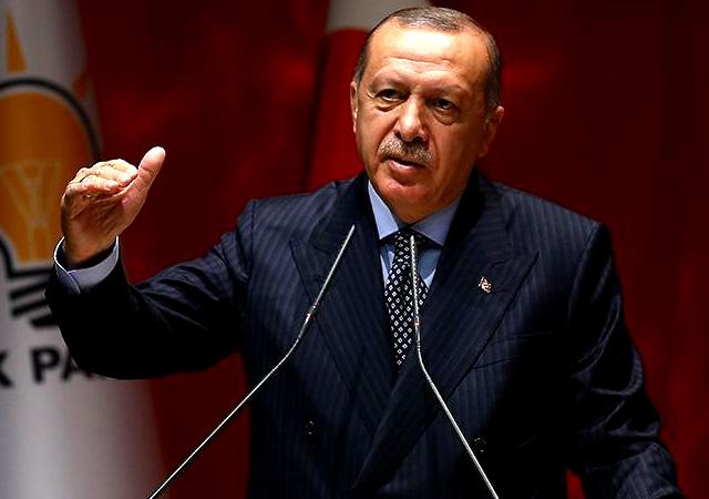 Başkan Erdoğan'dan Merkez Bankası'na tepki!