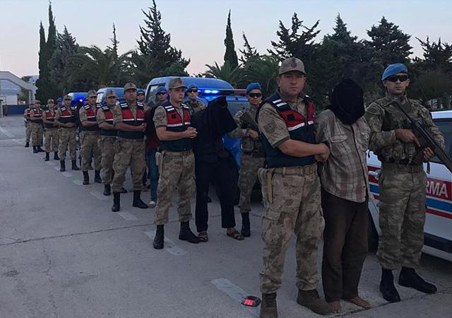MİT, 9 teröristi daha Suriye'den getirdi…