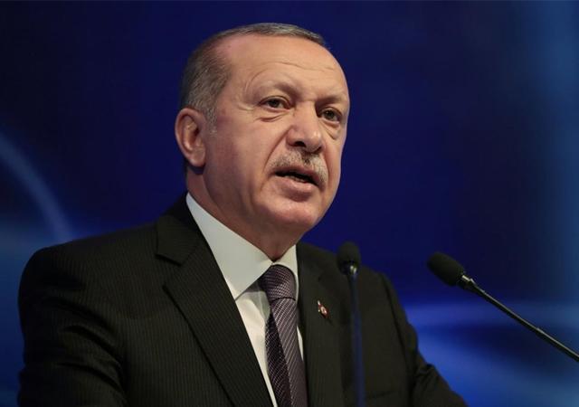 Erdoğan: Silahlar yasaklansın!