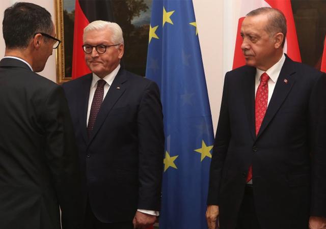Erdoğan, Cem Özdemir'i takmadı…