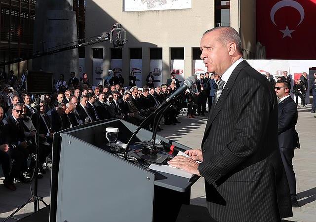 Erdoğan: Almanya ile yeni bir dönem başlıyor…