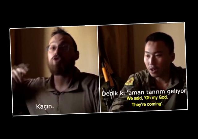 Türk komandolarını gören terörist: Aman tanrım geliyorlar…
