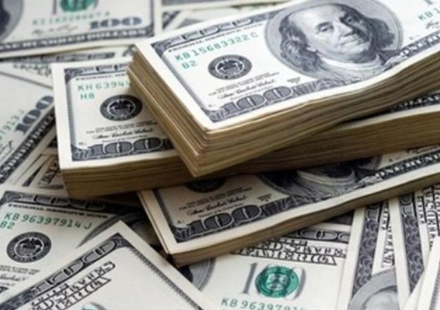 Dolar sert düştü…