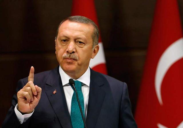 Erdoğan : Fırsatçılara yaptırım uygulayacağız!