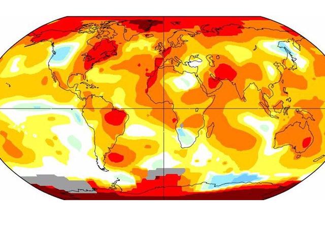 NASA'dan uyarı: Rekor soğuklar geliyor!