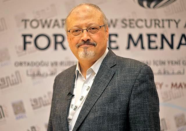 Korkunç iddia! Suudi gazeteci Cemal Kaşıkçı'yı parçalayıp götürdüler