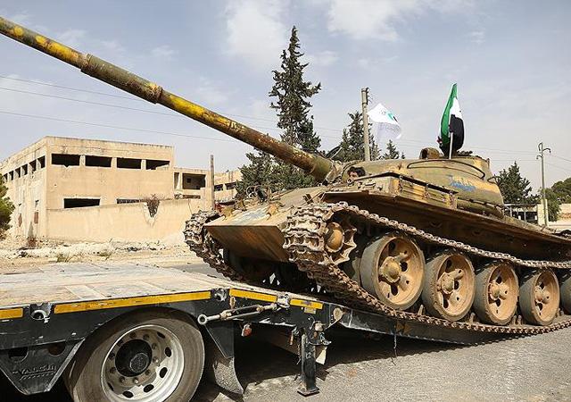 Milli Savunma Bakanlığı: Soçi Mutabakatı çerçevesinde ağır silahlar çekildi 5