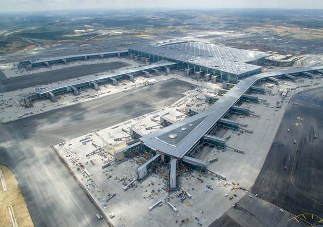 THY'nin İstanbul Yeni Havalimanı uçuşları belli oldu