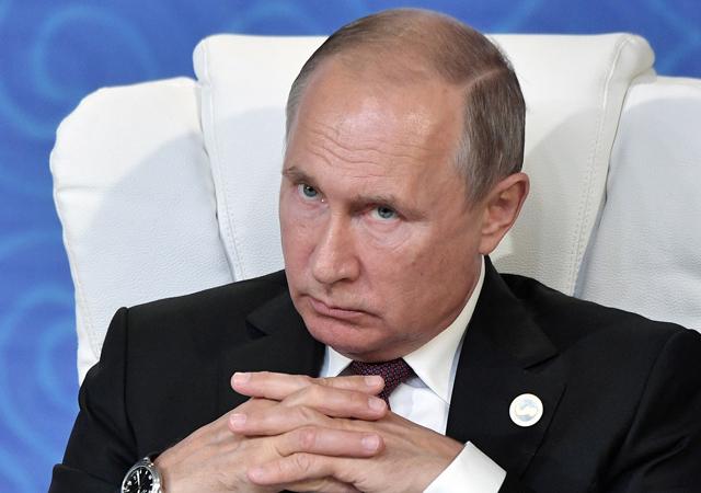 Putin: Teröristler 700 ABD'li vatandaşı esir aldı