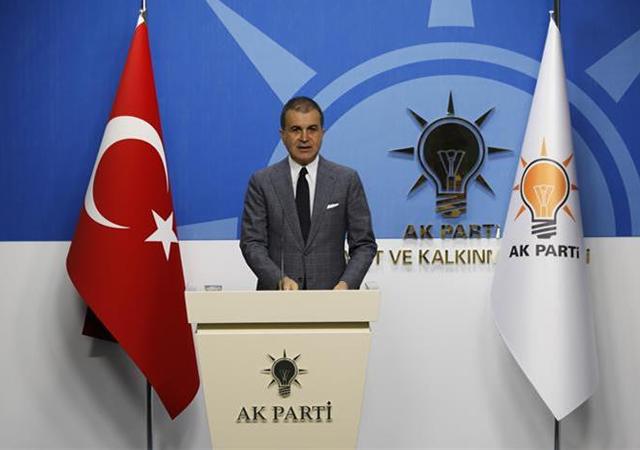 AK Parti'den Bahçeli'nin sözlerine yanıt…