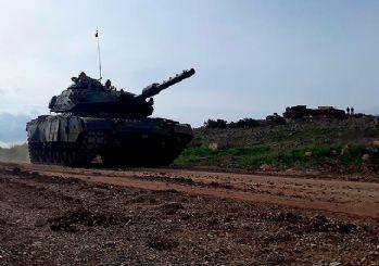 Zeytin Dalı Harekatı'nda 2184 terörist etkisiz hale getirildi