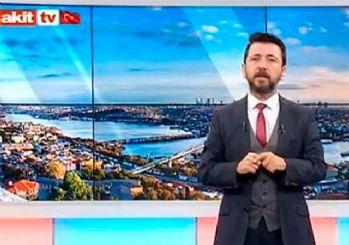 Mahir Ünal: Akit TV sunucusu hakkında soruşturma açıldı