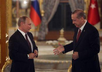 Putin'den Suriye açıklaması: Erdoğan aracı oldu, büyük rol üstlendi