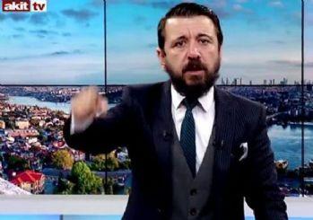 Akit TV sunucusuna halkı kin ve düşmanlığa tahrikten 4.5 yıla kadar hapis istemi
