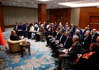 Cumhurbaşkanı Erdoğan: Çekya teröre destek veren bir ülke konumuna düşmüştür
