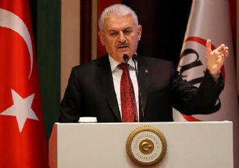 Başbakan Yıldırım: Zeytin Dalı Harekatı'nın Afrin ile sınırlı olduğu düşünülemez