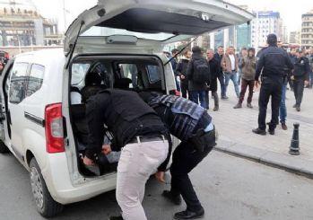 İstanbul'un 39 ilçesinde polis denetimi