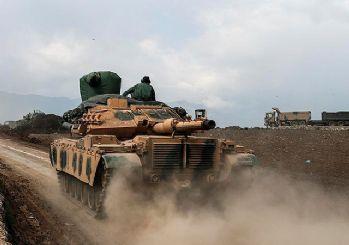 Afrin'de 4 köy daha teröristlerden temizlendi