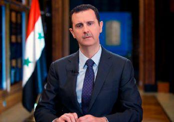 Esad Afrin'deki rejim askerlerini doğruladı