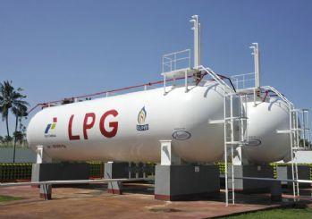 LPG'ye 10 kuruş indirim