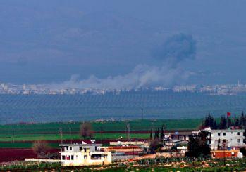 Türk jetleri Cinderes'teki terör hedeflerini vuruyor