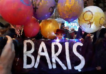 Binlerce kadın 8 Mart için sokağa çıktı: İtaat etmiyoruz