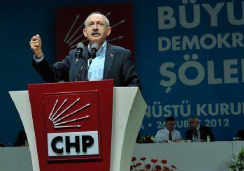 Kılıçdaroğlu: Senin bu partide yerin yoktur