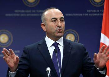Çavuşoğlu: ABD ile Menbiç ve Fırat'ın doğusu için mutabık kaldık