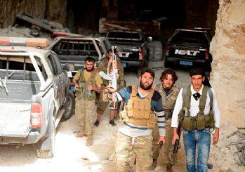 PKK'nın özel kuvvetleri ÖSO'yu durduramadı