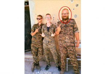Afrin'de ABD'li terörist öldürüldü