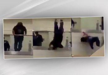 Suudi Prens Londra havalimanında böyle intihar etti!