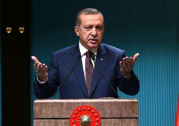 Erdoğan ABD'ye seslendi: Menbiç'i boşaltın!