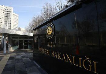 Türk Dışişleri: Kırım'daki fiili durumu tanımıyoruz