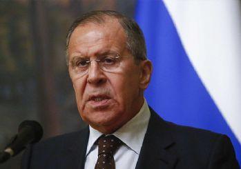 Lavrov: Suriye'nin bölünmesine yönelik planlara son verilmeli