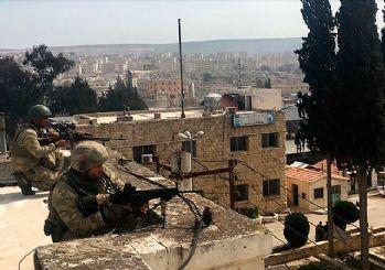 Afrin'de tüm belde merkezleri kontrol altına alındı