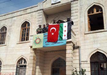 TSK Afrin'e girdi, tepki ABD'den geldi