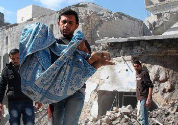 Esed rejimi öğrencileri hedef aldı: 20 sivil hayatını kaybetti