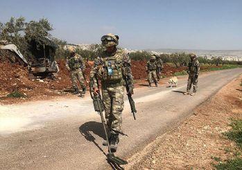 Afrin'de mayın temizliği devam ediyor