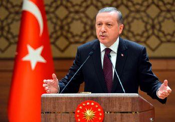 Cumhurbaşkanı Erdoğan: Biz buralardan artık geri adım atamayız dedik