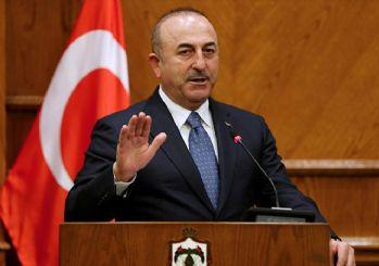 Çavuşoğlu'ndan ABD'ye: Terör örgütüne destek verdiğini yüzüne söyleyebilen tek lider Erdoğan