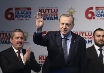 Cumhurbaşkanı Erdoğan: Afrin ve Sincar'da 3732 terörist etkisiz hale getirildi