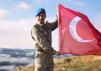 Zeytin Dalı'nda şehit olan askerlerin naaşına ulaşıldı