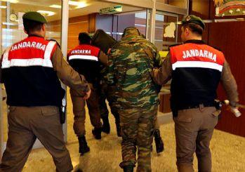 Sınırı geçtiği için tutuklanan 2 Yunan asker için karar
