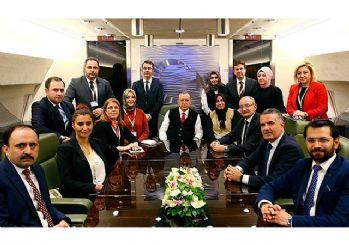 Cumhurbaşkanı Erdoğan: AB'nin tavrı hakkaniyetle bağdaşmıyor