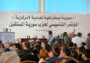 ABD'den 'Suriye'nin Geleceği Partisi' için destek